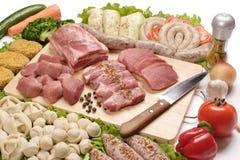 Fleisch Lizenzfreies Stockbild