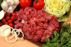 Fleisch Stockfotos