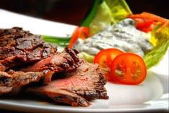 Fleisch ein Grill lizenzfreies stockfoto