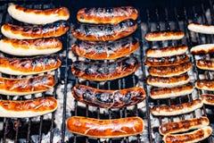 Fleisch am Grill 3 Lizenzfreie Stockbilder