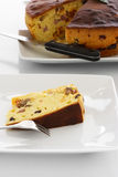 Fleisch-Kuchen Lizenzfreie Stockfotos