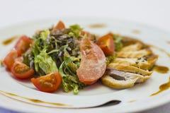 Fleischsalat für Bankett Lizenzfreies Stockfoto