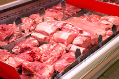 Fleischwaren Lizenzfreies Stockbild