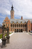 Flemish Architecture stock photos