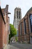 Flemish Béguinages Royalty Free Stock Photography