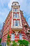 Flemish Facade Royalty Free Stock Photo