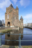 Flemish fortress architecture Stock Photos