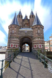 Flemish fortress architecture Royalty Free Stock Photos