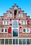 Flemish Gable Stock Photo