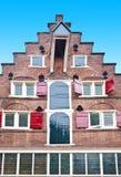 Flemish Gable Stock Photo