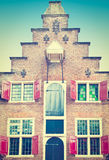 Flemish Gable Stock Photography