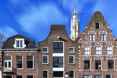 Flemish house and architecture Stock Images