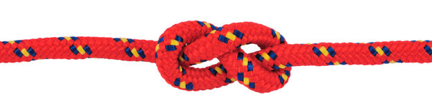Flemish knot Royalty Free Stock Photography