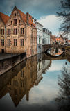 Flemish view Stock Photography