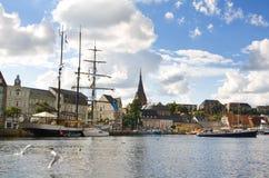 Flensburg Stock Photo