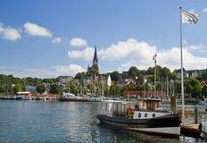 Flensburg Lizenzfreie Stockfotografie