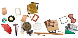 Flera objekt - försäljnings- eller köpbegrepp vektor illustrationer