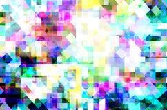 Flerfärgad bakgrund Royaltyfria Bilder