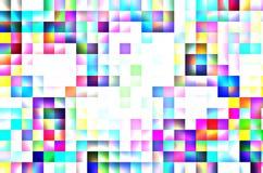 Flerfärgad bakgrund Arkivfoto