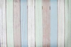Flerfärgad gammal träväggbakgrund, naturligt modellabstrakt begrepp arkivfoton