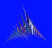 Flerfärgad illustration för abstrakta bakgrunder Royaltyfri Fotografi