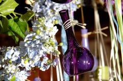 Fles 1 Royalty-vrije Stock Foto