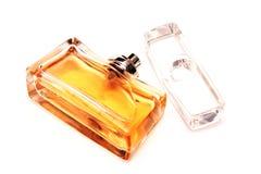 Fles 14 van het parfum Stock Afbeeldingen