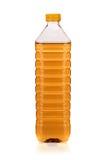 Fles azijn Royalty-vrije Stock Foto