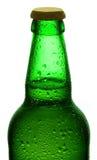 Fles bier. Knippende Weg, Stock Foto