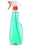 Fles detergens stock foto