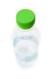 Fles met water Royalty-vrije Stock Foto's