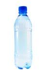 Fles mineraalwater. Royalty-vrije Stock Foto's
