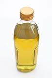 Fles olie Royalty-vrije Stock Fotografie