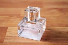 Fles parfum Royalty-vrije Stock Foto
