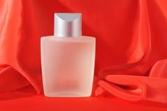 Fles parfum Royalty-vrije Stock Foto's