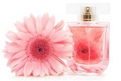 Fles parfum Royalty-vrije Stock Fotografie