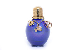 Fles parfume Stock Afbeelding
