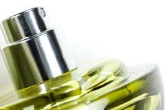 Fles parfums stock afbeeldingen