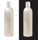 Fles shampoo stock illustratie