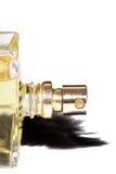 Fles van parfum stock foto