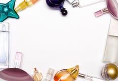 Fles van parfum Royalty-vrije Stock Foto
