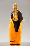 Fles van Veuve Clicquot Stock Afbeelding
