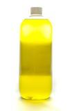 Fles van vloeibare zeep Stock Fotografie