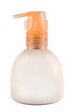 Fles van zeep Stock Foto