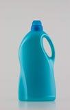 Fles wasserijdetergens Stock Foto's