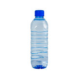 Fles water Stock Foto