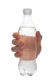 Fles water royalty-vrije stock foto