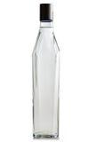 Fles wodka Royalty-vrije Stock Foto