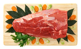 Flesh beef Royalty Free Stock Images