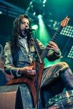 Fleshgod Apocalypse in Hellfest 2016 Royalty Free Stock Photos